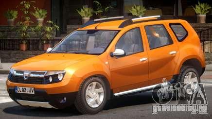 Dacia Duster V1.0 для GTA 4