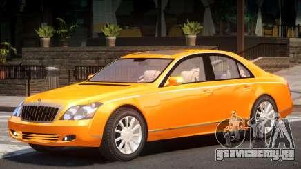 Maybach 57S V1 для GTA 4