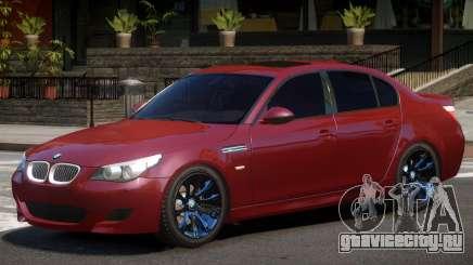 BMW E60 R1 для GTA 4