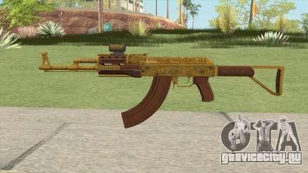Assault Rifle GTA V Scope (Extended Clip) для GTA San Andreas