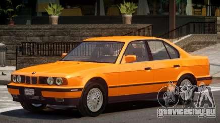 BMW 535i ST для GTA 4