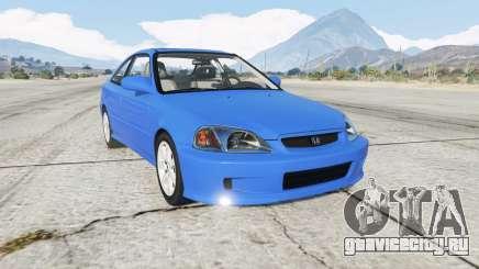 Honda Civic Si (EM1) 1999 для GTA 5