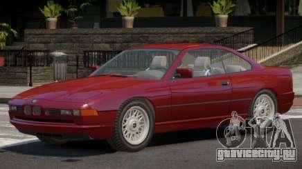 BMW 850i E31 V1.1 для GTA 4