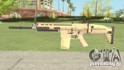 SCAR-H (MOH-W) для GTA San Andreas