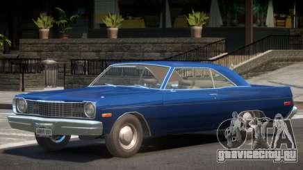 1975 Dodge Dart V1.1 для GTA 4