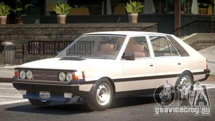 FSO Polonez R2 для GTA 4