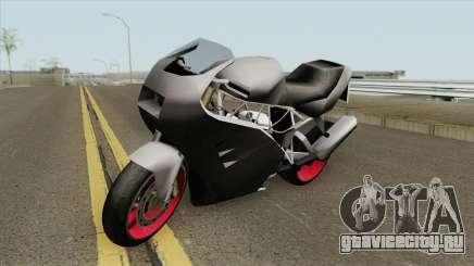 FCR-900 (Project Bikes) для GTA San Andreas