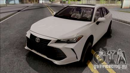Toyota Avalon Hybrid 2020 White для GTA San Andreas