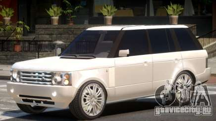 Range Rover Vogue V1.0 для GTA 4