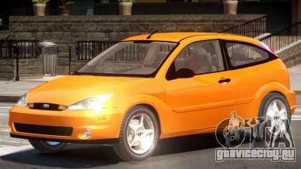 Ford Focus SVT V1.0 для GTA 4