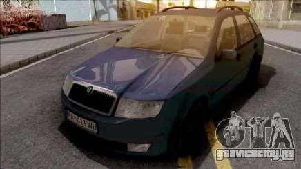 Skoda Fabia Combi 2005 для GTA San Andreas