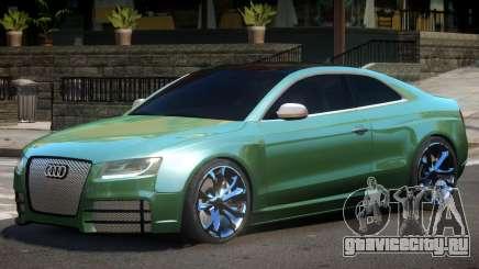 Audi S5 FSI V1 для GTA 4