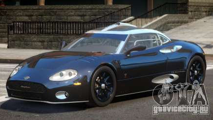 Spyker C8 V1.0 для GTA 4