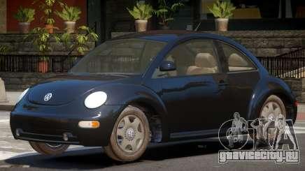 VW New Beetle V1 для GTA 4