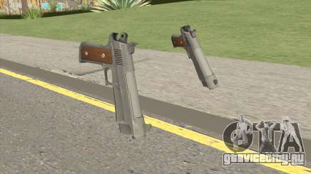 Pistol (Fortnite) HQ для GTA San Andreas
