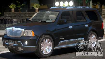 Lincoln Navigator V1 для GTA 4