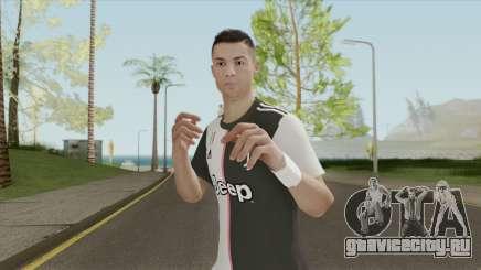 Cristiano Ronaldo (PES 2020) для GTA San Andreas