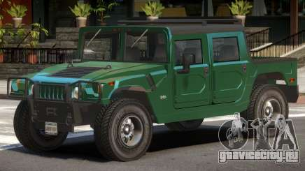 Hummer H1 ST для GTA 4