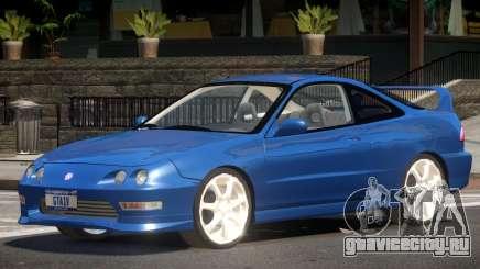 Acura Integra V1.0 для GTA 4