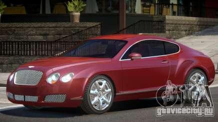 Bentley Continental T для GTA 4
