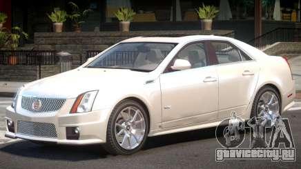 Cadillac CTS-V Y9 для GTA 4