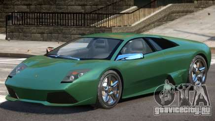 Lamborghini Murcielago Alfa для GTA 4