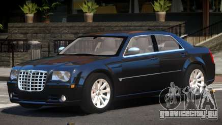 Chrysler 300C Stock для GTA 4