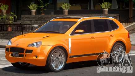Pfister Cayenne для GTA 4