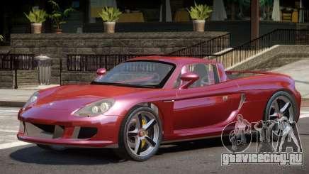 Porsche Carrera GT-S для GTA 4