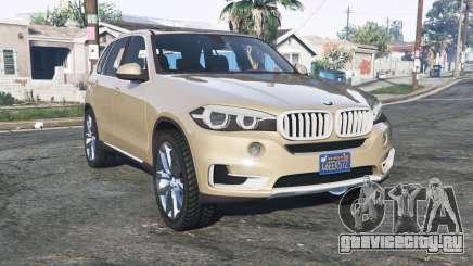 BMW X5 (F15) 2014 для GTA 5