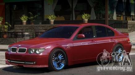 BMW Alpina B7 V1 для GTA 4