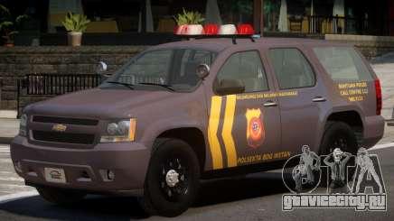 Chevrolet Tahoe Y12 Police для GTA 4