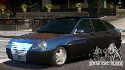 Lada Priora Tuning для GTA 4