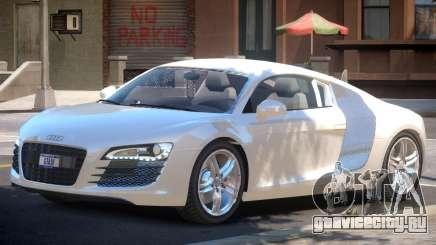 Audi R8 FSI V1 для GTA 4