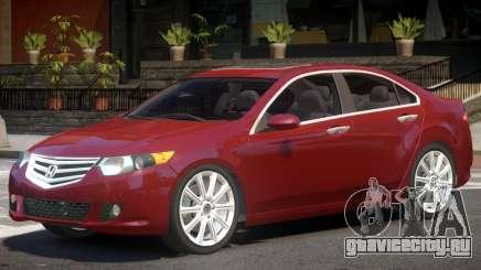 Honda Accord V1.0 для GTA 4