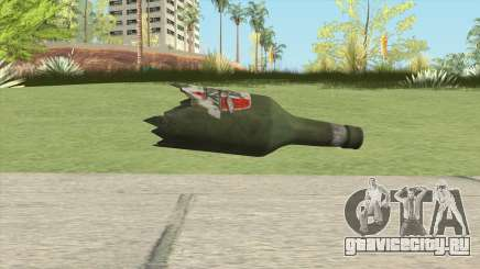Broken Stronzo Bottle V1 GTA V для GTA San Andreas