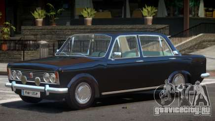 Fiat 125 Stock для GTA 4