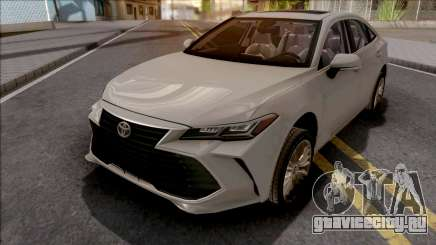 Toyota Avalon Hybrid 2019 для GTA San Andreas