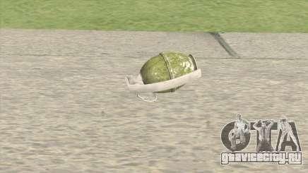 Hand Grenade (RE2 Remake) для GTA San Andreas