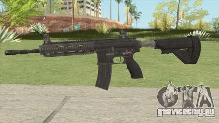 HK416 (PUBG) для GTA San Andreas
