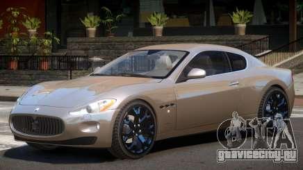 Maserati Grandturismo Y11 для GTA 4