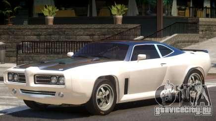 Hunter Cavalry V1 для GTA 4