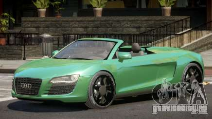 Audi R8 Sport V1 для GTA 4