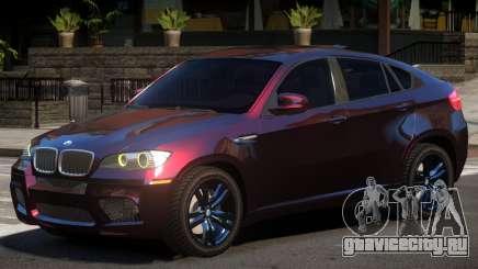 BMW X6M Y10 для GTA 4