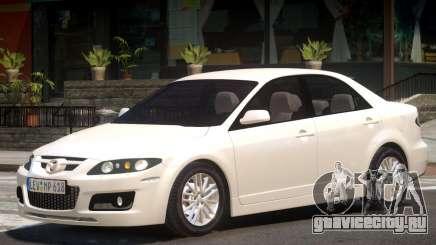 Mazda 6 V1.0 для GTA 4