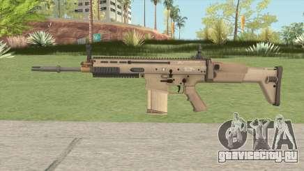 SCAR-H (Battlefield 4) для GTA San Andreas