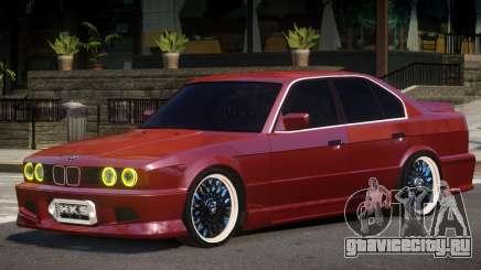 Bmw 535i Custom для GTA 4