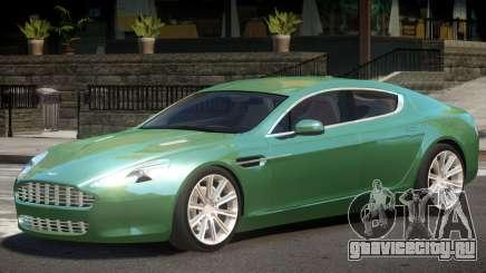 Aston Martin Rapide Y10 для GTA 4