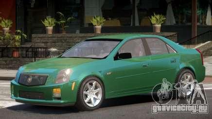 Cadillac CTS-V Tuned для GTA 4