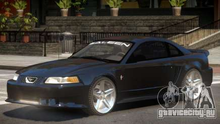Saleen S281 V1 для GTA 4